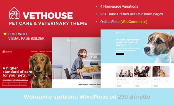 Wdrożenie szablonu WordPress