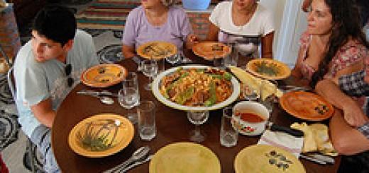 kuchnia i posiłek