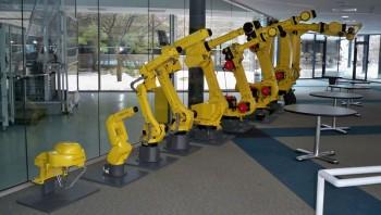 roboty FANUC