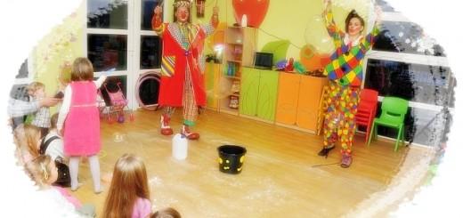 klaun na urodziny w Poznaniu