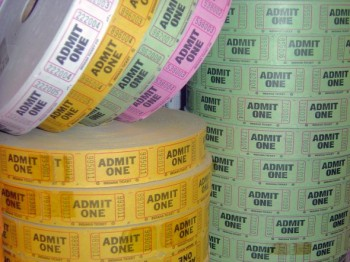 System sprzedaży biletów