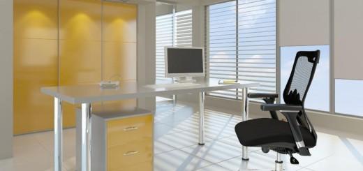 Wygodny i ergonomiczny fotel biurowy przyczynia się do wzrostu efektywności pracy