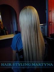 Po przedłużaniu włosów