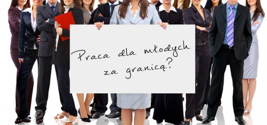 Praca dla młodych w za granicą?
