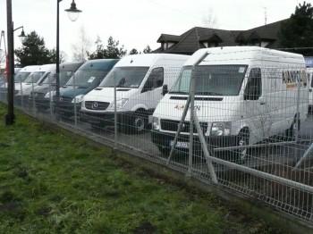 Wypożyczalnie samochodów dostawczych