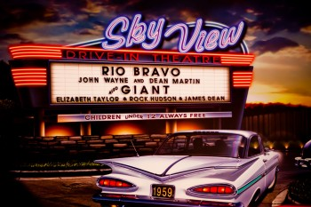 Sky View Drive-In Theatre