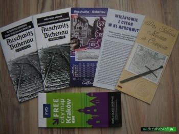 Podróże historyczne - Auschwitz plany