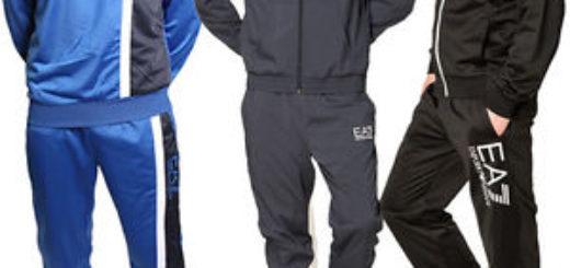 odzież sportowa emporio armani