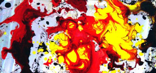 Malarstwo nowoczesne - przykład