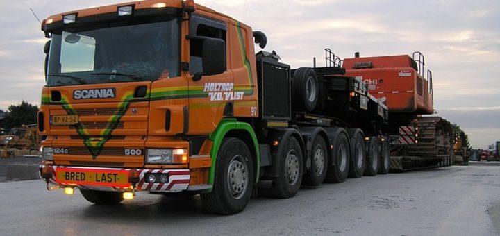 transport ciężki