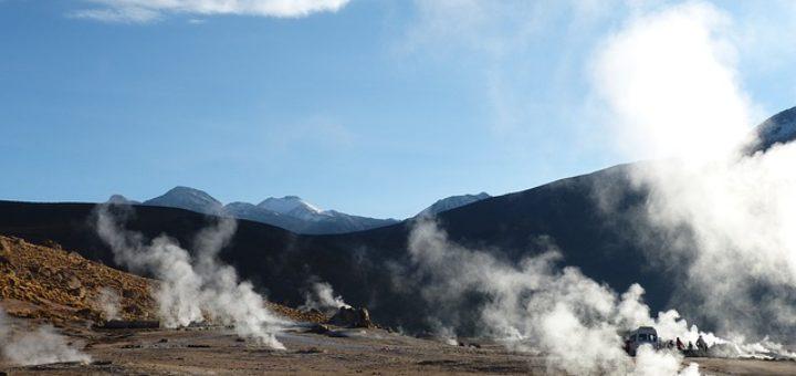 Ogrzewanie geotermalne opiera się na energii pochodzącej z wnętrza Ziemi