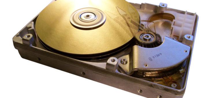 Odzyskiwanie danych z uszkodzonego dysku