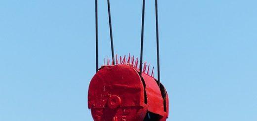 Hak wciągarki elektrycznej