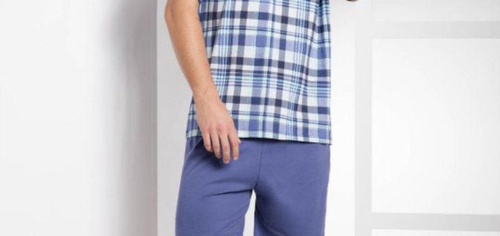 Duża piżama męska