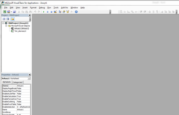 VBA, Excel, Visual Basic, automatyzacja raportów