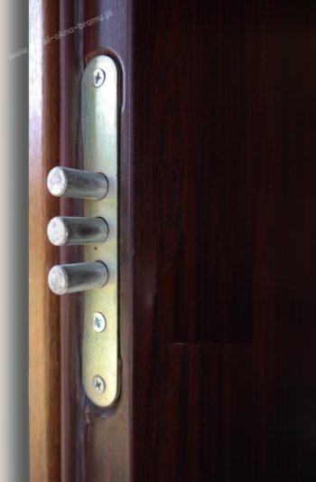 Rygle wielopunktowe drzwi RC4