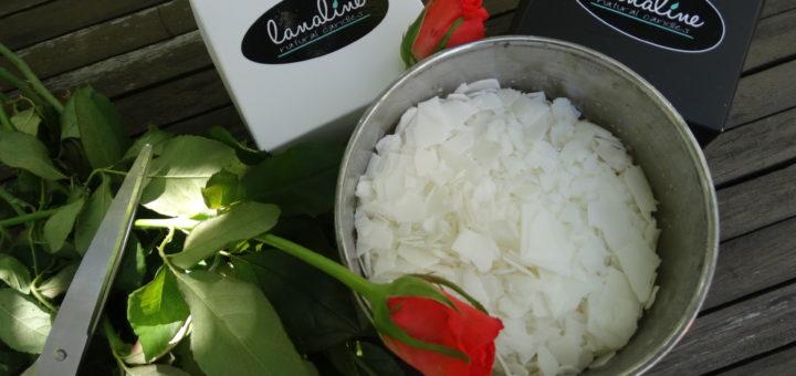 Świeca sojowa Lanaline