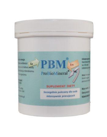 pbm - probiominerał flora bakteryjna