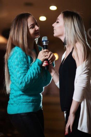 zabawa karaoke