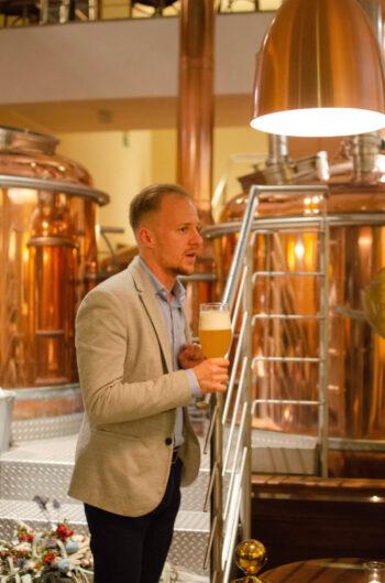 Warsztaty z sensoryki piwa